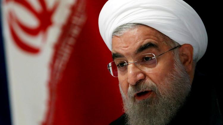 روحاني: بعض الدول تنقض عهودها في تنفيذ الاتفاق النووي
