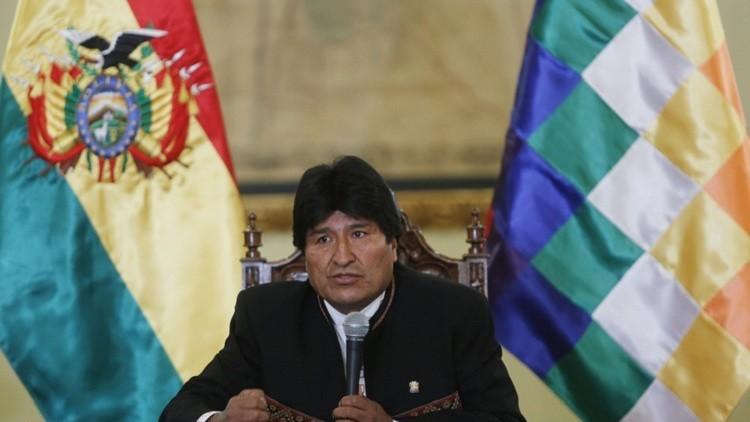 رئيس بوليفيا: ترامب المستبد الوحيد في العالم