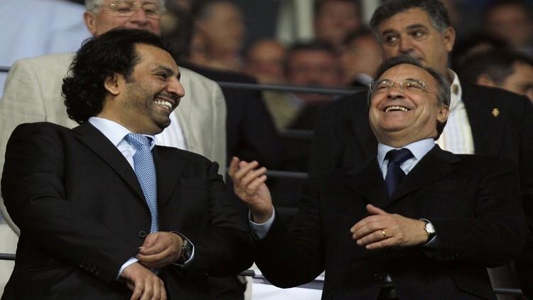 رئيس ملقا يهدد برشلونة بإنزاله إلى الدرجة الثالثة