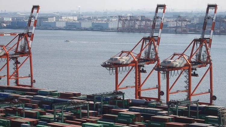 خط شحن بضائع سريع بين روسيا واليابان
