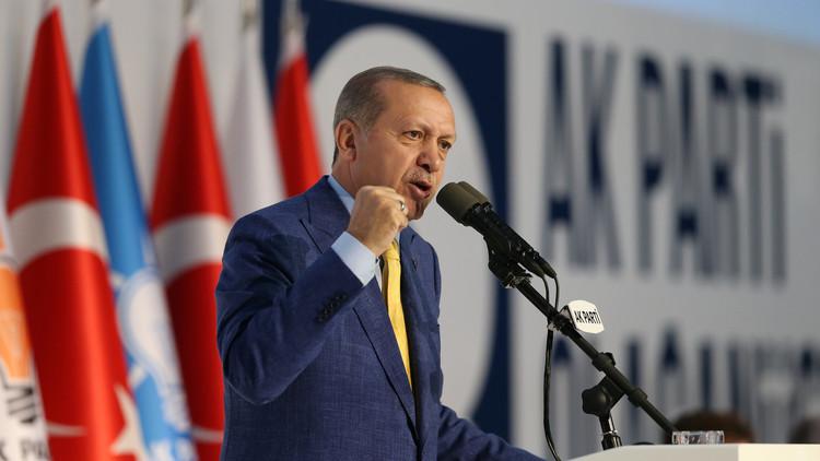 أردوغان: تركيا ليست متسولا أمام أبواب أوروبا