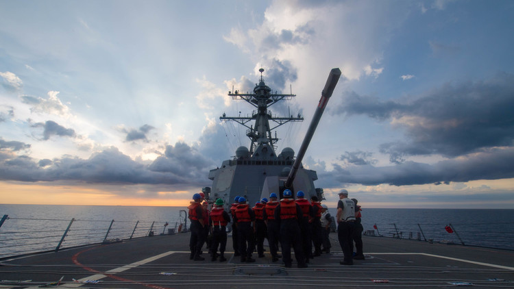 بكين: العسكريون الأمريكيون انتهكوا سيادتنا