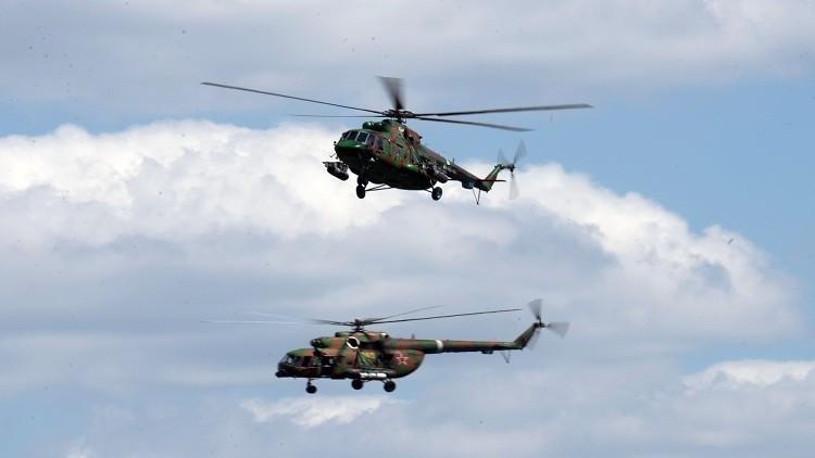 21 دولة تشارك في معرض المروحيات بموسكو
