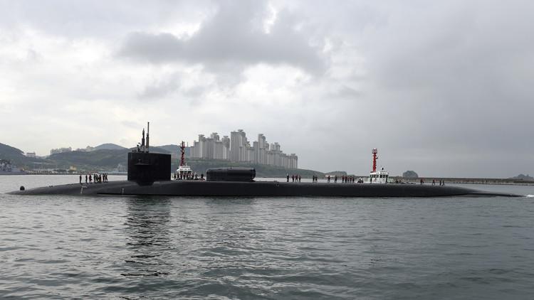 صحف أمريكية تسرب حديثا عن غواصات نووية في شبه الجزيرة الكورية