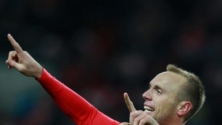 نجم منتخب روسيا يحلم بهز شباك البرتغال في كأس القارات