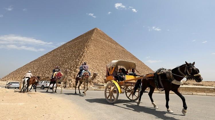 انتعاش السياحة في مصر!