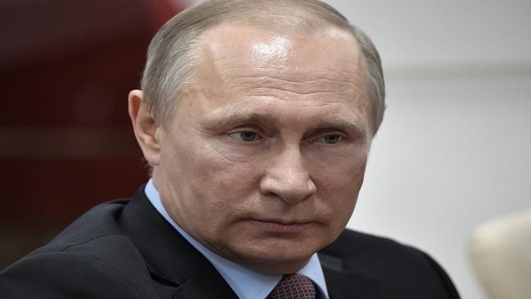 رسالة  من بوتين إلى الرئيس الصيني