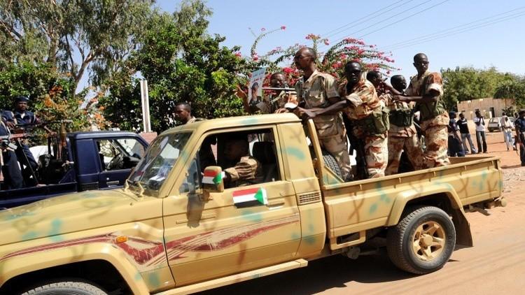 ما حجم الأسلحة المصرية التي تم الاستيلاء عليها في دارفور؟؟
