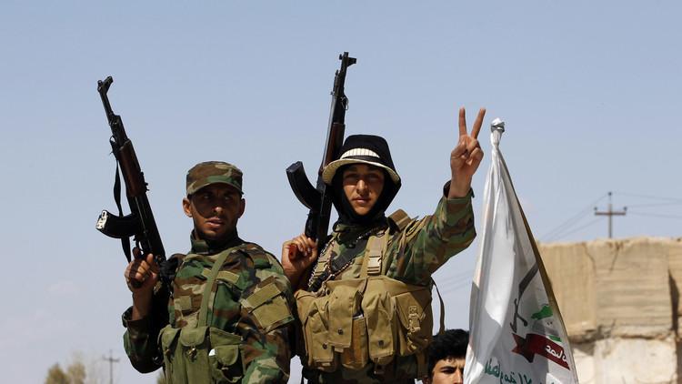 الحشد الشعبي يستعد لاقتحام البعاج غرب الموصل و