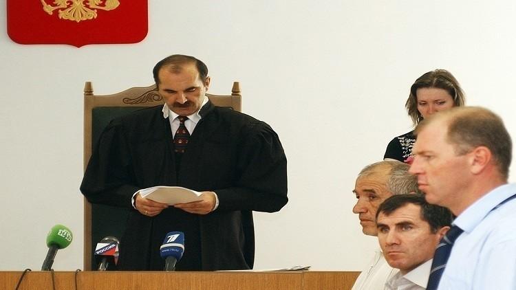 السجن 7 أعوام لداغستاني تدرب في معسكر لداعش