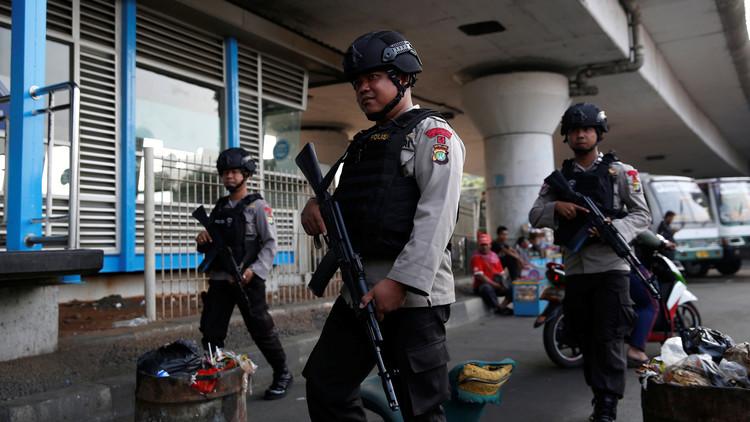 إندونيسيا تربط هجوما على شرطتها بـ