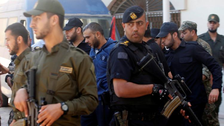 إعدام 3 متورطين باغتيال القيادي في