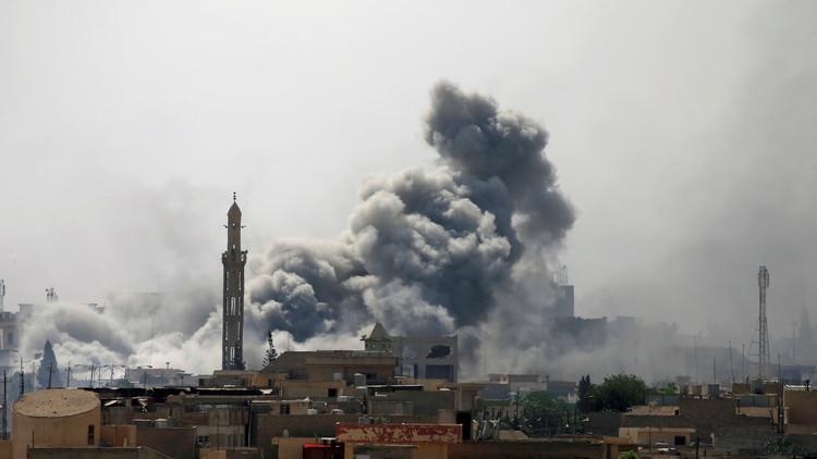 الجيش العراقي يدعو سكان الموصل القديمة لمغادرتها فورا