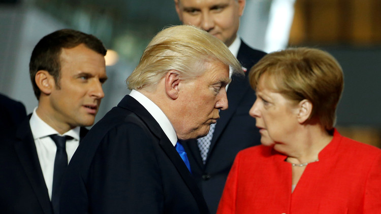 ترامب: الألمان سيئون للغاية!