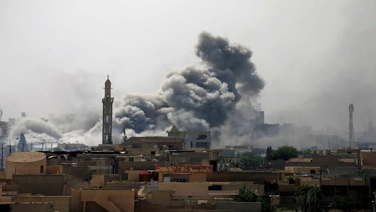 لافروف وبرزاني يبحثان عملية التحالف في الموصل