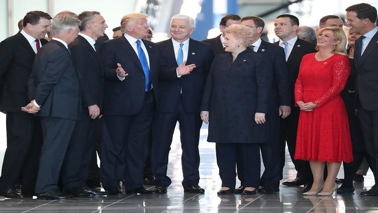 ترامب يشير للجبل الأسود إلى موقعها الحقيقي في الناتو