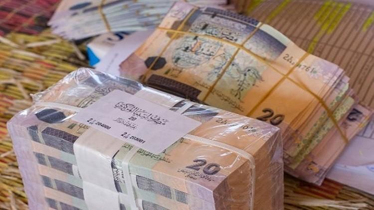 موسكو تؤمن النقود لليبيين