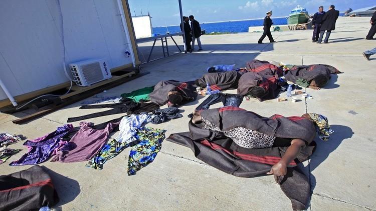 اتهامات لخفر السواحل الليبي بترويع المهاجرين