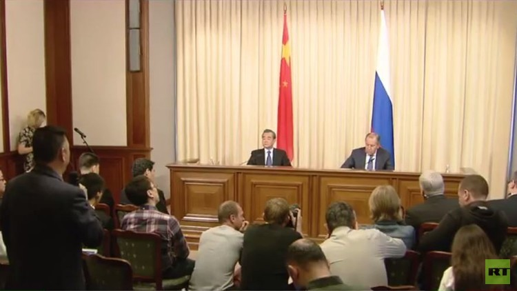 روسيا والصين: نزع السلاح النووي عن شبه الجزيرة الكورية لا يتحقق بالقوة