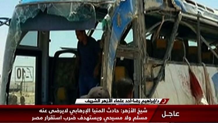 إدانات عربية للهجوم المسلح على حافلة أقباط في المنيا المصرية