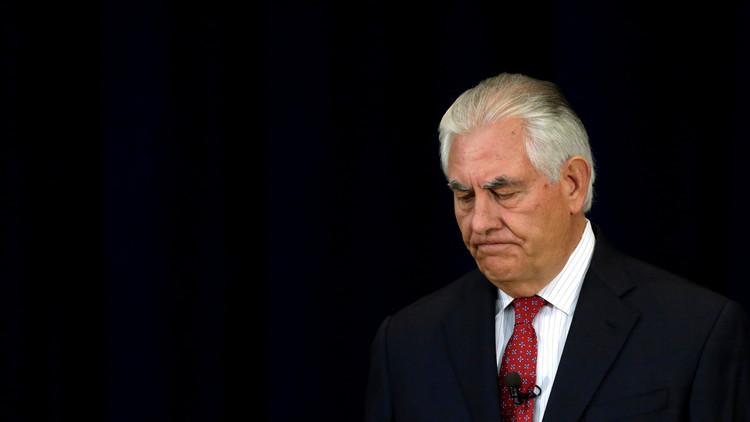 تيلرسون يرفض استضافة حفل رمضاني في وزارة الخارجية