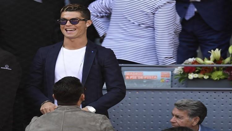 رونالدو الأعلى أجرا بين نجوم كرة القدم لعام 2017