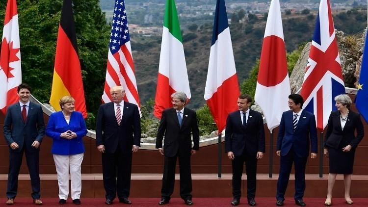 G7 تحث الشرق الأوسط على بذل جهود أكبر ضد داعش