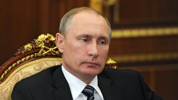 بوتين يعزي نظيره السريلانكي بضحايا الفيضانات