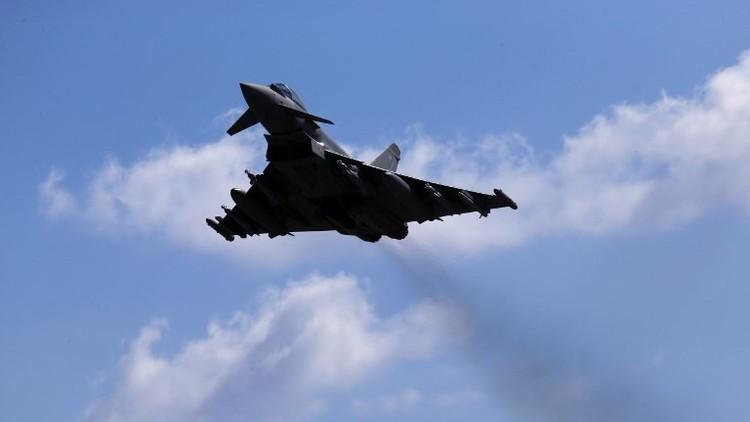 بريطانيا تثأر لمانشستر في سوريا