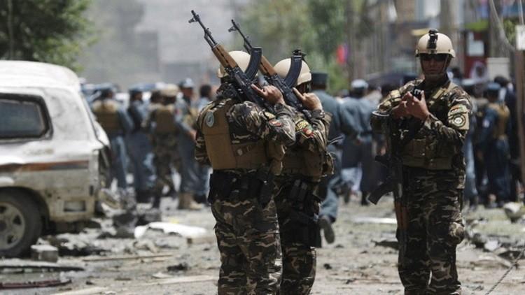 تصفية 50 مسلحا على يد القوات الأفغانية