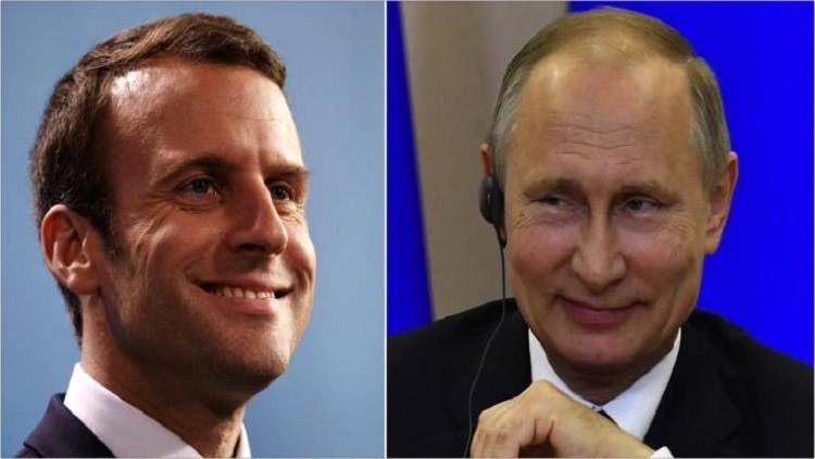 روسيا وفرنسا تكونان قويتين عندما تكونان معا