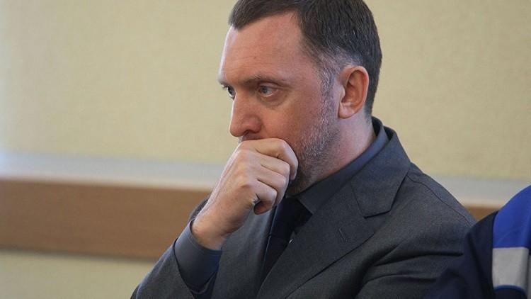 ملياردير روسي ينفي طلب الحصانة كشرط للتعاون مع الكونغرس