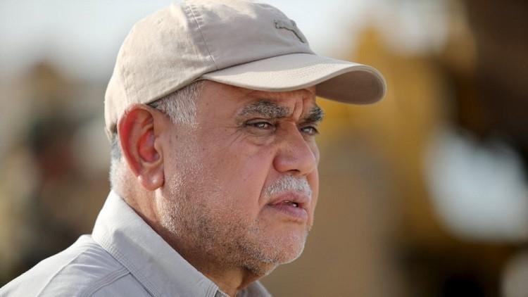 العامري يعلن وصول قوات الحشد الشعبي إلى الحدود العراقية السورية
