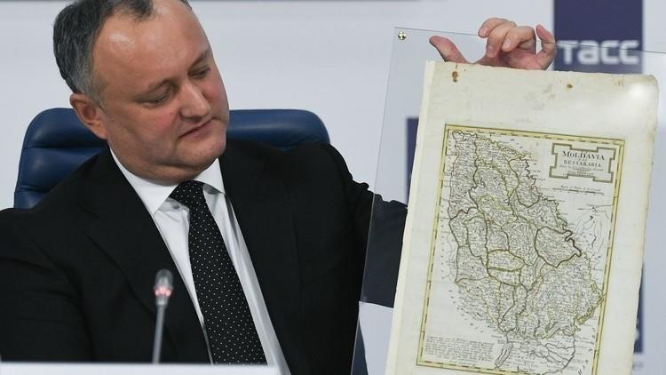 رئيس مولدوفا: قرار الحكومة إبعاد دبلوماسيين روس صادم