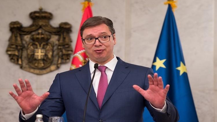 فوتشيتش: صربيا لا تخطط للانضمام إلى حلف الناتو