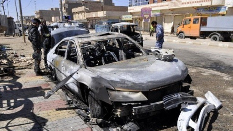 قتلى وجرحى بتفجير انتحاري في مدينة هيت غربي العراق