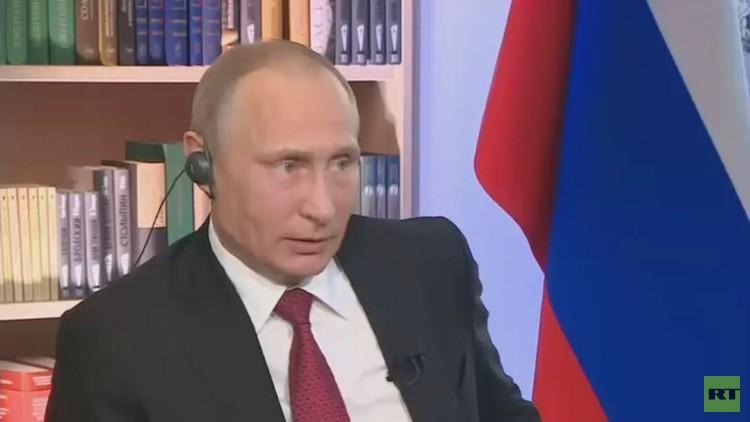 بوتين: علاقات القربى بين روسيا وفرنسا تعود للقرن الـ12