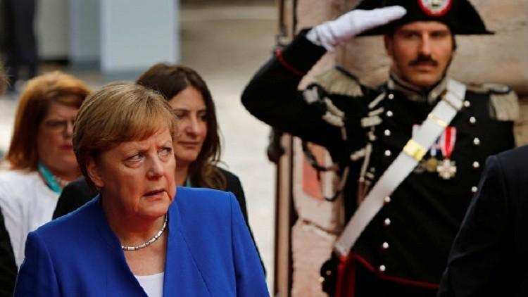 الخارجية الروسية تنصح بتجاهل تصريح ميركل حول مصير أوروبا