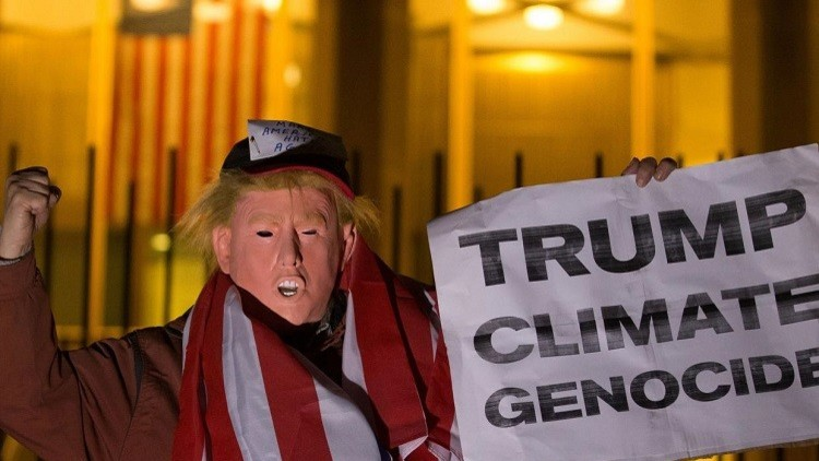 فنلندا: واشنطن توجه ضربة قوية حال انسحابها من اتفاقية المناخ