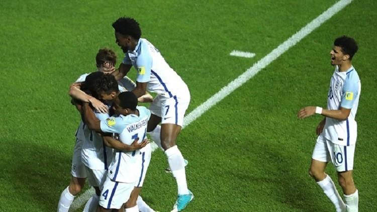 إنكلترا وزامبيا إلى ربع نهائي كأس العالم للشباب