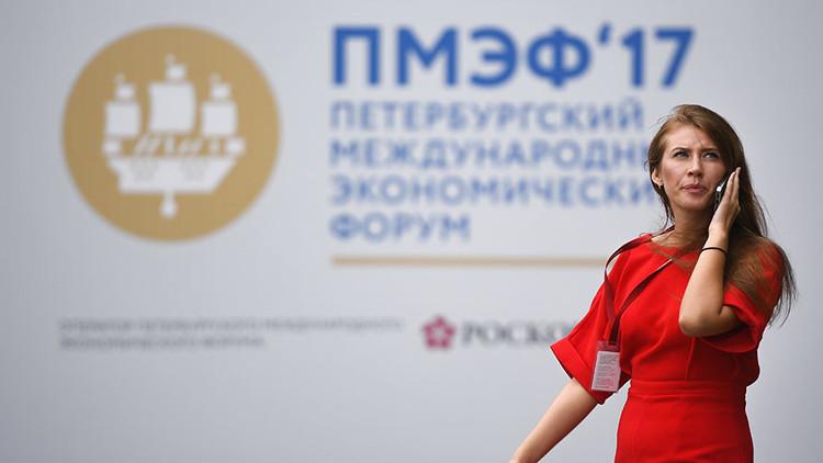 انطلاق أعمال منتدى بطرسبورغ الاقتصادي الدولي