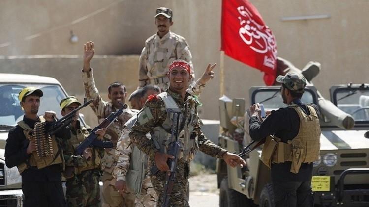 قوات سوريا الديمقراطية تحذر الحشد الشعبي