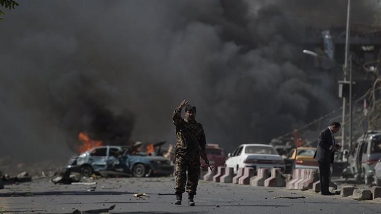 السعودية تدين تفجير كابل