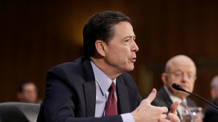 مدير (FBI) السابق سيؤكد تعرضه لضغوط من ترامب