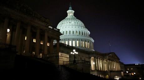 الكونغرس يتفق على تمويل الحكومة حتى سبتمبر