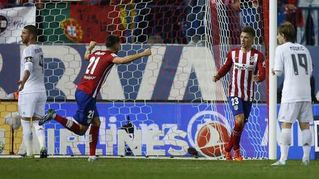 ديربي مدريد بين الريال وأتلتيكو
