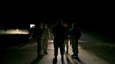 جنود إسرائيلون في هضبة الجولان المحتلة