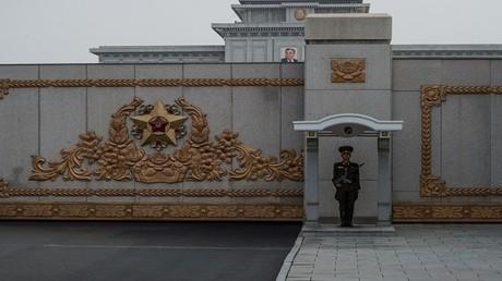 قصر الشمس في بيونغ يانغ