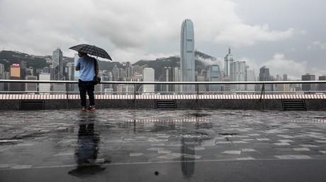 هونغ كونغ 4 مايو 2017
