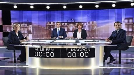 احدهما رئيس فرنسا المقبل